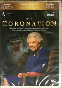 The Coronation DVD BBC Queen Brand New and Sealed FREE UK POSTAGE
