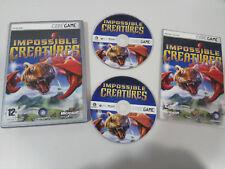 IMPOSSIBLE CREATURES CODEGAME MICROSOFT - JUEGO PC 2 X CD-ROM EDICION ESPAÑA