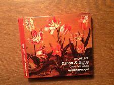 Pachelbel - Canon & Gigue [CD Album] HM London Baroque