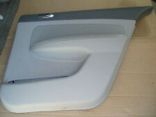2005-2010  CHEVROLET COBALT LT RIGHT REAR PASSENGER DOOR PANEL GREY OEM