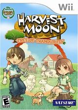 Harvest Moon: Tree Of Tranquility [Nintendo Wii, NTSC, RPG, Town Simulation] NEW