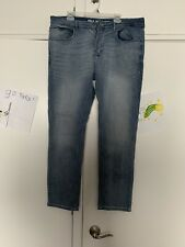 Mens 38X32 Jeans. Button Fly