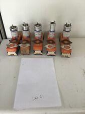 Sprague Lot Of 5 Nos Capacitors Tvl-1430,1540,1431,1725, & 1638 Lot 3