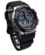 Casio Original New AE-1000W-1B Digital Sport Men's Watch Chronograph AE-1000