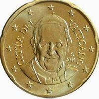 50 Centavos Vaticano 2014 Fior De Acuñación Papa Francisco Sólo Vaticano Vatikan