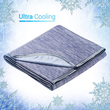 Elegear Cooling Throw Blanket, Absorbs Body Heat To Keep S, Pregnant, Children,