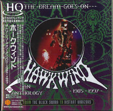 HAWKWIND-THE DREAM GOES ON-JAPAN 3 HQCD+BOOK K81