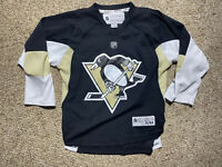 PITTSBURGH PENGUINS YOUTH JERSEY SZ SMALL MEDIUM NHL HOCKEY