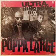 1992 - ULTRAMAGNETIC M.C.'S - POPPA LARGE - MERCURY RECORDS ORIGINAL PRESSING