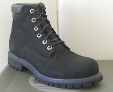 Timberland 6 In Basic Original boot Black Nubuck stivaletti uomo Nero n43.5 €210
