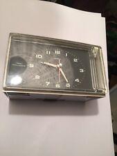 Tischuhr DIEHL ® 1960 Mid century Modern ELECTRONIC SPACE AGE Mid Century Modern