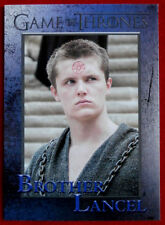GAME OF THRONES - Season 6 - Card #74 - BROTHER LANCEL - Rittenhouse 2017
