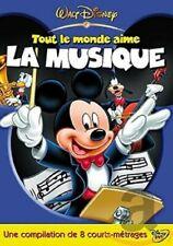 Tout le monde aime la musique WALT DISNEY Mickey (DVD NEUF SOUS BLISTER)