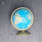 """Vintage Crams Imperial World Desk Globe 12"""" Tall - Pre-Owned"""