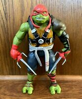 "Raphael TMNT Ninja Turtles Out Of The Shadows Movie 11"" Figure Complete 2015"