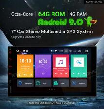 XTRONS TBX709L AUTORADIO GPS 2 DIN ANDROID 9 WI-FI 4G DAB 8CORE USB SD 4GB+64GB