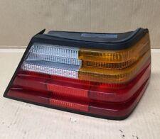 Mercedes-Benz OEM E 260 260E 300 300E Right Tail Light Lamp Lens 1248200664