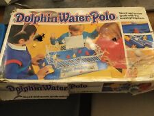 VINTAGE GAME BY ACTION GT DOLPHIN WATER POLO - RARE
