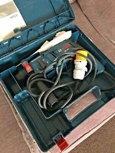 Bosch GBH 2000 - SDS Hammer / rotary / Breaker Drill  -  110V - Unused In Case