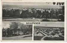 Milowitz bei Nimburg, Milovice b. Nymburk, Feldpost, Deutsche Dienstpost Böhmen