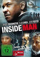 Inside Man von Spike Lee | DVD | Zustand gut