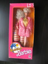 BARBIE COR DO VERAO  DOLL - FOREIGN IMPORT ESTRELA - BRAZIL (c)1989
