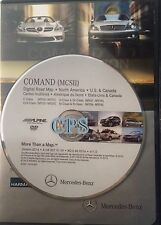 07 2008 MERCEDES M ML320 CDI SPORT ML350 ML550 ML63 AMG NAVIGATION CD DVD 11.0