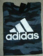 ~NWT Boys ADIDAS Camo Short Sleeve Shirt! Size M 10-12 Nice:)!