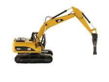 1/50 DM Caterpillar Cat 320D L Hydraulic Excavator W/ Hammer Vehicle Model  8528