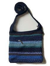 The Sak Knit / Crocheted Bag Multicolor