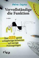 Vervollständige die Funktion: Über 222 Genial Schlagfert... | Buch | Zustand gut