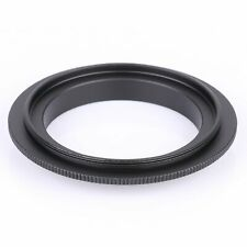 52mm Macro Matel Reverse Adapter Ring for Sony NEX E Mount NEX5 NEX3 NEX7 A6000