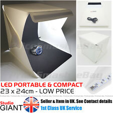 StudioGIANT Foldable Mini Photo Studio Light Box Potable Tent Lightweight Small