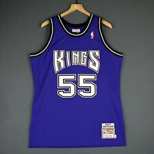 9c9c3cb99 100% Authentic Jason Williams Mitchell Ness 98 99 Kings Jersey Size 36 S  Mens