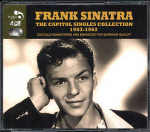 Frank Sinatra – The Capitol Singles Collection 1953-1962 4CD NEW/SEALED