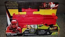 Star Wars Nerf Sith Trooper Blaster Lights and Sounds BRAND NEW Disney Skywalker
