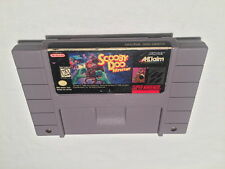 Scooby Doo Mystery (Super Nintendo SNES) Game Cartridge Vr Nice!