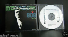 MC Tunes vs 808 State - The Only Rhyme That Bites 3 Track CD Single