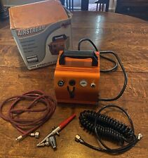 Sparmax Airstream Mini Airbrush Compressor with Airbrush & 2 Hose, Model # AC-27