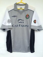 REAL VALLADOLID CF UMBRO THIRD FOOTBALL SOCCER SHIRT JERSEY CAMISETA MAGILA #16