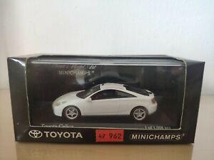 Toyota Celica 1:43 Minichamps