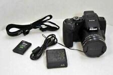 Nikon COOLPIX B700 SL Digital Camera 20MP Optical Zoom 60x Black JP USED