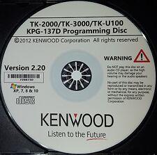 Kenwood KPG-137D Software Version 2.20 for TK-2000/TK-3000/TK-U100