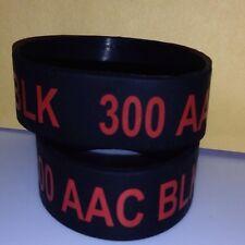 300 BLACKOUT Magazine, 3/4, I.D.  Identifacation Band, AAC Blackout, 2 Pack