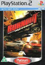 Burnout Revenge Platinum  (Sony PlayStation 2, 2008)