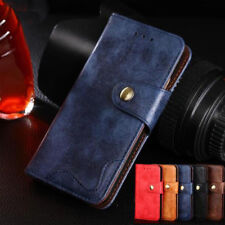 Rivet Style Flip cover stand Wallet leather Case For NOKIA 6 2018 3 5 6 7 8 9