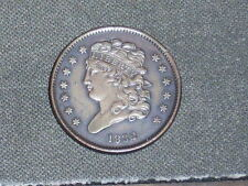 1832 Classic Head Half Cent - High Grade Coin - Rare, Only 51,000 Minted