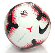 Nike Merlin Usa Acc Match Soccer Ball Promo Official ( Psc657-100 ) New (B19)