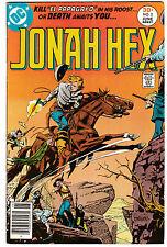 JONAH HEX #2 (FN) DC 1977 Western