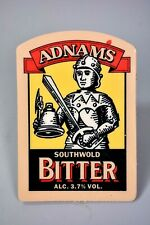 Advertising Pump Clip Badge Front, Adnams Southwold Bitter